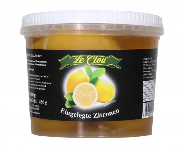 Eingelegte Zitronen, ganz, 800 g