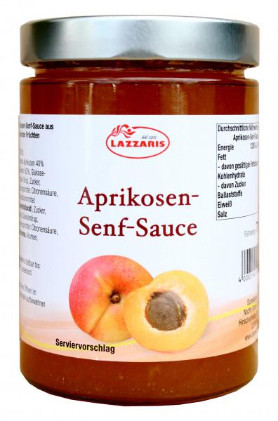 Aprikosen-Senf-Sauce, 710 g