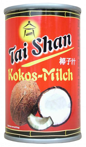 Kokosnuss-Milch, ungezuckert, 17-19 % Fett, 165 ml