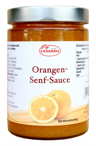 Orangen-Senf-Sauce, 710 g