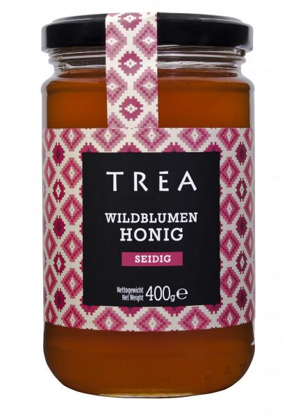 Wildblumen-Honig, -SEIDIG-