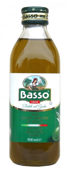 Oliven Öl, extra vergine, 500 ml