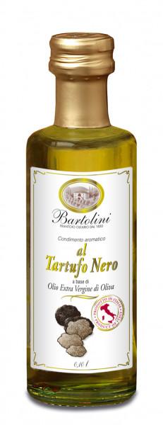 Oliven Öl extra mit schwarzen Trüffeln, 100 ml