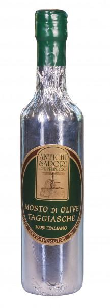 Oliven Öl exta vergine aus Ligurien - Mosto di Olive Taggiasche, 250ml