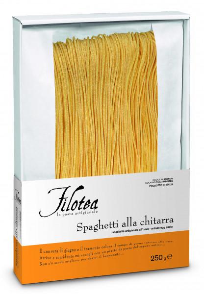 Spaghetti alla Chitarra, Spaghetti, flach, 250 g