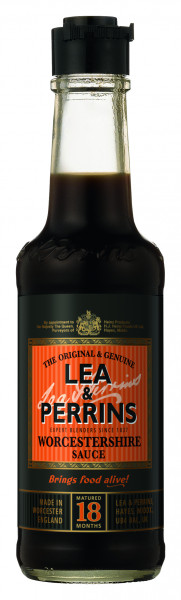 Worcestershire-Sauce, 150 ml