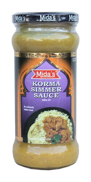 Korma Simmer-Sauce, 370 g