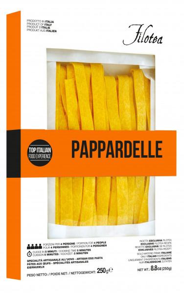 Pappardelle, Bandnudeln breit, 250 g