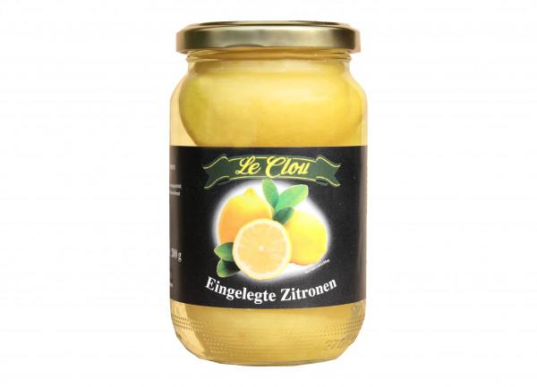 Eingelegte Zitronen, ganz, 395 g