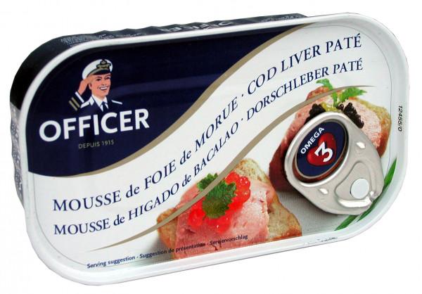 Dorschleber-Paté, 115 g