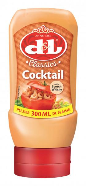 Cocktail Sauce in der praktischen Squeezeflasche, 300 ml