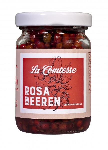 Rosa Beeren in Essig, 70 g
