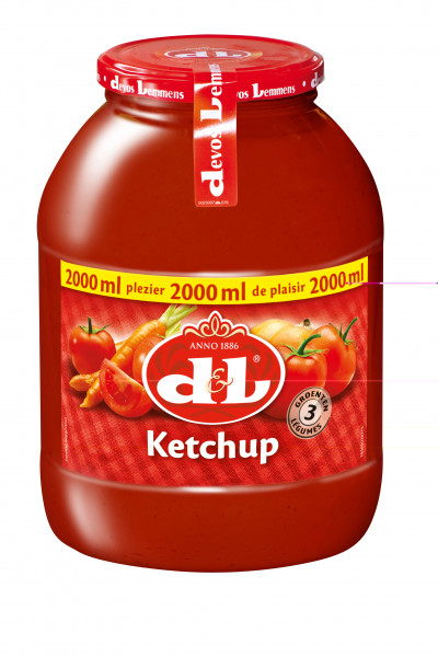 Ketchup - PET