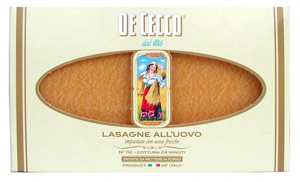 Lasagne mit Ei Nr. 112, 500 g