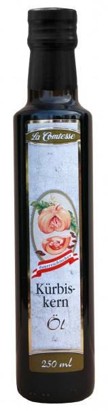 Kürbiskern Öl, 1. Pressung, 250 ml