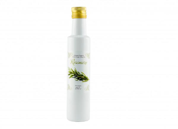 Bio Oliven Öl mit natürlichem BIO Rosmarinaroma, 250 ml