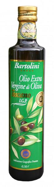 Oliven Öl extra TOSKANA IGP, 500 ml