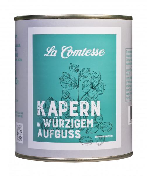 Feine Kapern, 850 g