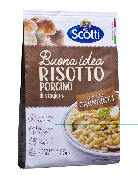 Risotto Porcino - Steinpilz, 210 g