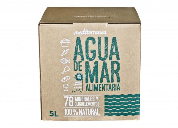 Meerwasser zum Kochen, 5 l