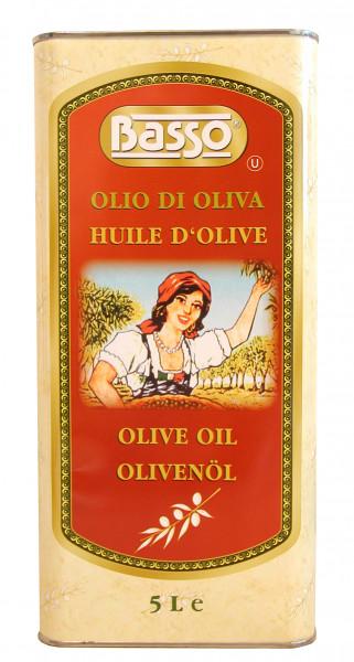 Reines Oliven Öl, 5 l